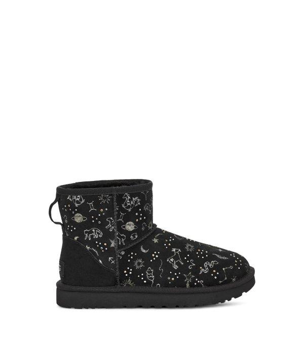 经典生肖雪地靴