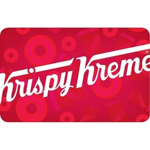 Krispy Kreme DoughnutsKrispy Kreme $50 Value Gift Cards - 5 x $10 - Sam's Club