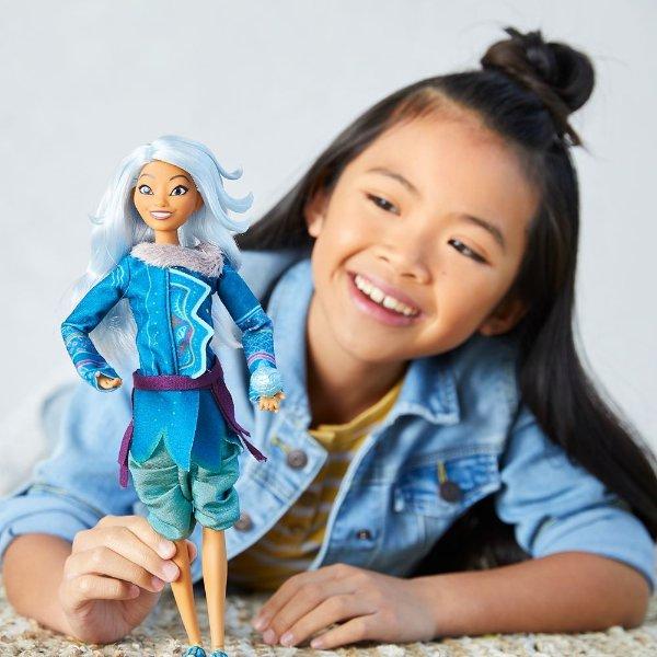 寻龙传说 Sisu Human 娃娃