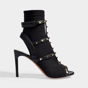 Valentino Garavani露趾高跟鞋