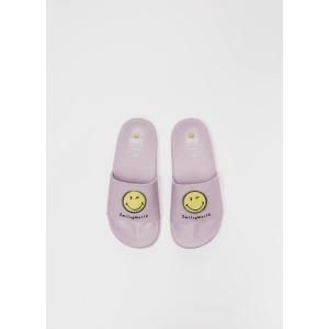 Zara大童拖鞋