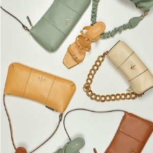 3.5折起+退税Manu Atelier 热卖 新款腋下包、多色圆筒包、博主心水包$178