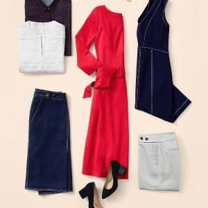 Up to 60% Off + Extra 20% OffSelect Sale @ Ann Taylor Factory