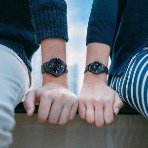 低至5.3折 粉色光动能$105Citizen 腕表专场特卖,收光动能水晶新款