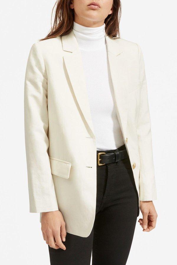 The Cotton Linen 外套