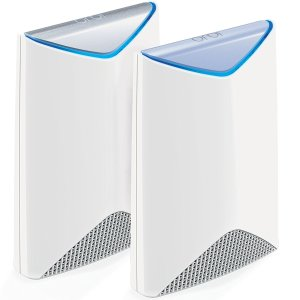 Orbi Pro by NETGEAR - AC3000 Tri-band WiFi System for Business 2-Pack, Covers up to 5,000 sqft