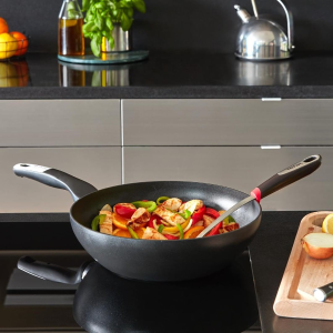 28cm红点炒锅仅€24Tefal 法国红点锅闪促 低至5.9折 收锅具套装、高压锅、烧水壶
