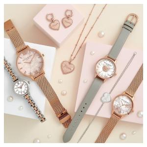 低至5折 小雏菊手表仅$203Olivia Burton 英式复古甜美风腕表