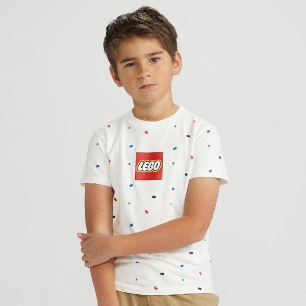 LEGO© 乐高联名儿童T恤