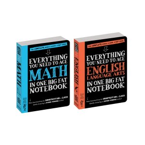 Big Fat Notebook Math and English Language Arts