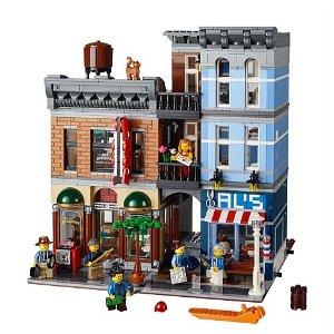 $172.49(原价$229.99)Lego乐高 Creator Expert 系列侦探事务所