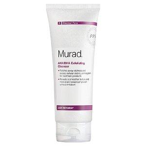 AHA/BHA Exfoliating Cleanser - Murad | Sephora