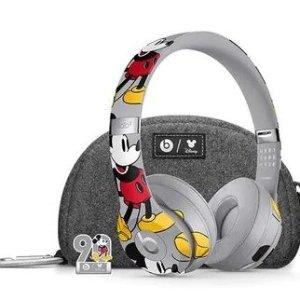 $249.99Beats Solo3 Wireless 耳机  米奇90周年纪念款