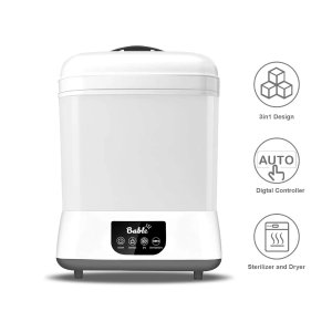 via coupon code DPK51RVersatile Baby Bottle Electric Steam Sterilizer and Dryer