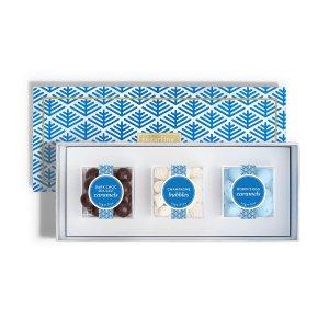 Happy Hanukkah 3-Piece Candy Bento Box®
