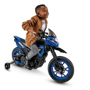 $69.99 + $15 Kohls Cash Huffy 6V Motorcycle