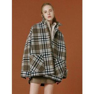 OUI MAIS NON(Priority Shipping)Grey Martin Shrits Coat