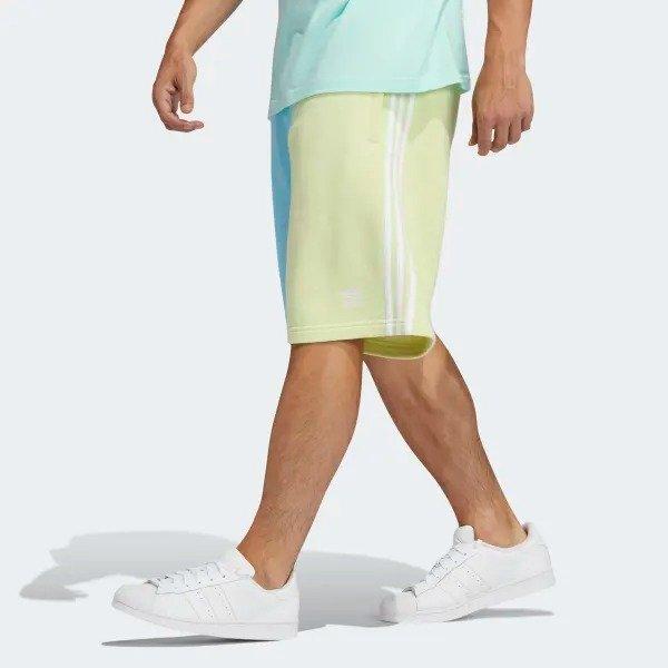 Blocked 3-Stripes 短裤