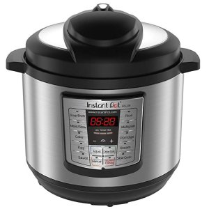 instant potLUX80 8 Qt 6-in-1 Multi- Use Programmable Pressure Cooker, Slow Cooker, Rice Cooker, Saute, Steamer, and Warmer