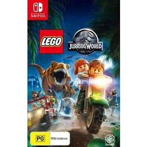 《乐高:侏罗纪世界》Nintendo Switch 实体版