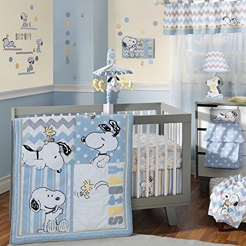 Snoopy 史努比儿童午睡床品套装