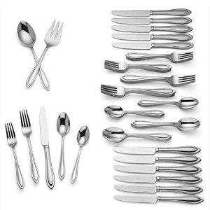 $89.99Lenox 精选刀叉餐具62件套促销
