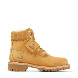 Jimmy Choo合作款靴子