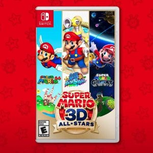 $59.99《超级马力欧 3D 全明星》Switch 实体版 开放预购 数量有限