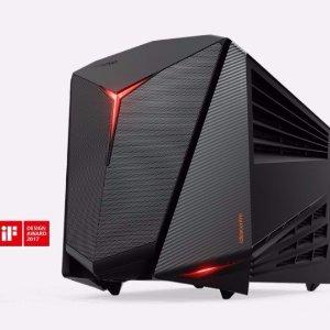 Extra 5% off, As low as $712.49 Lenovo IdeaCentre Y710 Cube Gaming Desktop