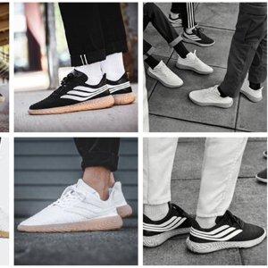 Adidas Sobakov 运动鞋 跟Yeezy 350 V2几乎一致的设计