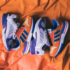 Coming SoonDragon Ball Z x adidas ZX 500 RM @ adidas