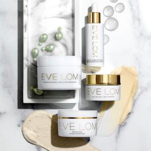 变相45折 仅€73收套装超值价:Eve Lom 卸妆清洁保湿礼盒套装 地表最强清洁保湿