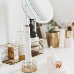 2.7折起 全球包邮补税Philips 2018新升级版声波电动牙刷 钻石亮白
