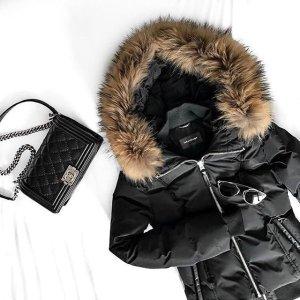 外套低至CDN$245Mackage 男女款羽绒服,天冷了已经可以开始收啦