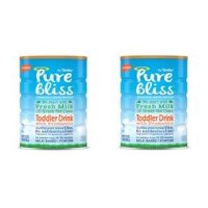 $49.96补货:Pure Bliss 婴儿及幼儿奶粉,2件减$10