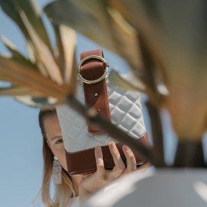 Addicted Quilted Bracelet Bag