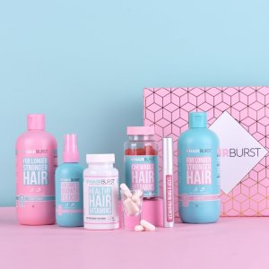 10% OffDealmoon Exclusive: Hairburst Sitewide Sale