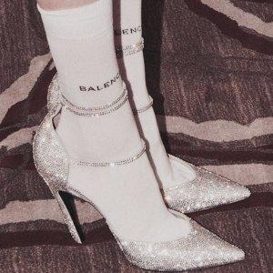低至5折 沙漏包€486入Balenciaga 时尚大促 收老爹鞋、袜子鞋€455、新款斜挎包€350