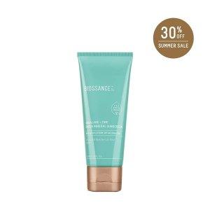 BIOSSANCESqualane + Zinc Sheer Mineral Sunscreen