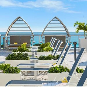 低至8折迈阿密 4星级希尔顿度假小屋 暑期促销