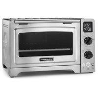 KitchenAid 12吋 数码设定 桌面烘焙烤箱
