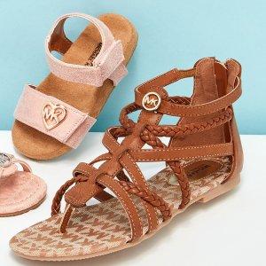 $22.97起MICHAEL Michael Kors 女童鞋热卖