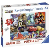 Ravensburger Pixar Friends 综合拼图 60pc