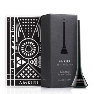 3折 £16收纹身香水史低价:看得见的香水?AMKIRI 全球首款可视香水!