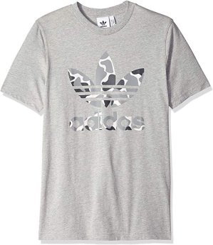 $11.96($40.00) adidas Originals Men's Trefoil Tee Shirt