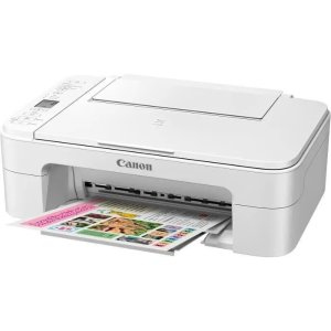 Canon立减€79!Wifi连接手机/电脑PIXMA TS3151 多功能喷墨打印机