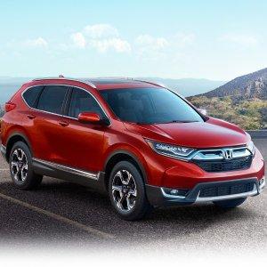 舒适宽敞 好开好养Honda CR-V 中小型SUV