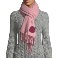 Moncler 羊毛围巾