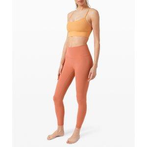 LululemonWunder 运动leggings
