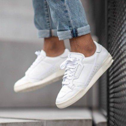 Continental 80小白鞋